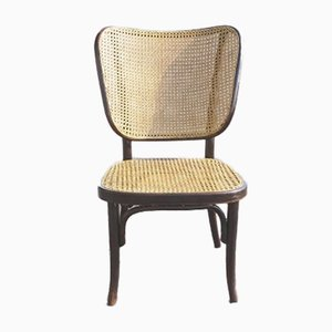 No. 821 Chair by Eberhard Kraus for Gebruder Thonet, 1930s