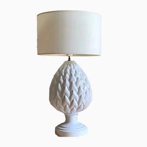 Lámpara de mesa vintage en forma de piña de Charolles