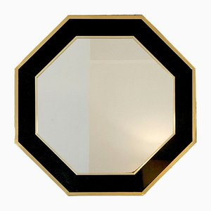 Octogonal French Mirror, 1970s