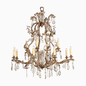 19th Century Parisian Chandelier from Maison Bagues