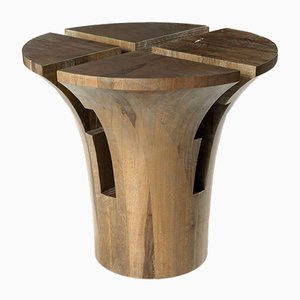 Rumba Side Table by Wael Farran