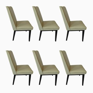 Dining Chairs by Leslie Dandy for G-Plan, 1950s, Set of 6
