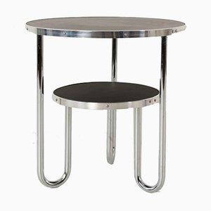Small German Loop Side Table from Mauser Werke Waldeck, 1950s