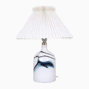 Lampe de Bureau Modèle Sakura par Michael Bang pour Holmegaard, 1970s