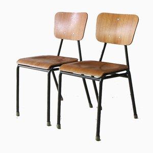 Mid-Century Danish Stackable Chair, 1960s