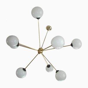 Sputnik Style Chandelier, 1960s
