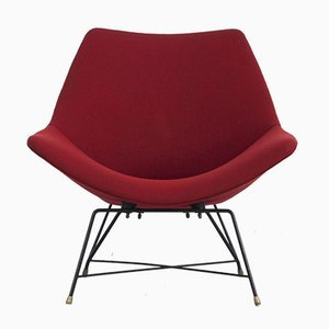 Kosmos Chair by Augusto Bozzi for Saporiti, 1954