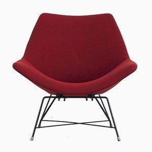 Kosmos Chair by Augusto Bozzi for Saporiti, 1954