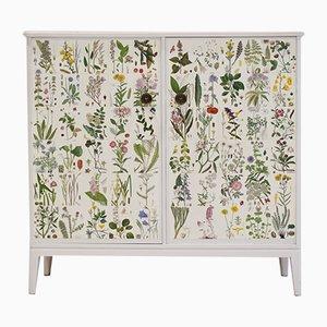 Mueble vintage blanco