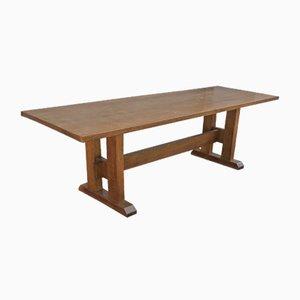 Mid-Century Rustic Table
