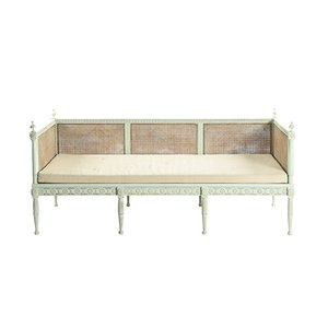 Antique Gustavian Style Daybed