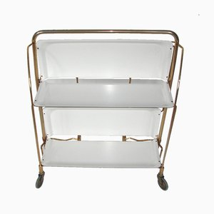 Folding Serving Trolley, 1970s