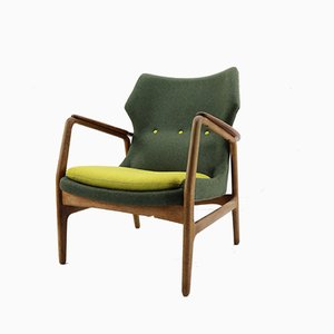 Wingback Chair by Aksel Bender Madsen for Bovenkamp, 1950s