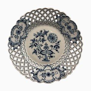 Vintage Porcelain Dish from Meissen, 1950s