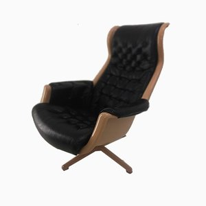 Galaxy Loungchair by Alf Svensson & Yngvar Sandström for Dux, 1968