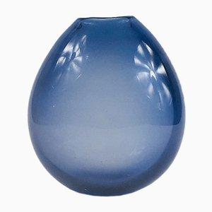 Vase Drop par Per Lütken pour Holmegaard, 1960s