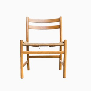CH47 & CH46 Chairs by Hans Wegner for Carl Hansen & Son, 1960s, Set of 5