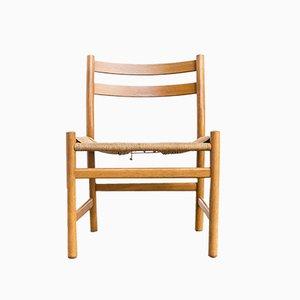 CH47 & CH46 Stühle von Hans Wegner für Carl Hansen & Son, 1960er, 5er Set
