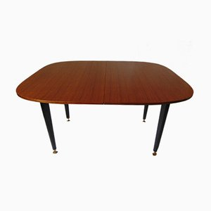 Extending Dining Table from G-Plan, 1950s
