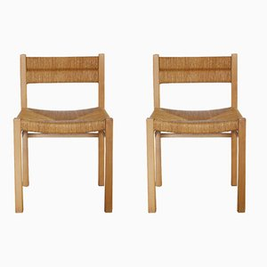 Chaises Weekend par Pierre Gautier Delaye, 1960s, Set de 2