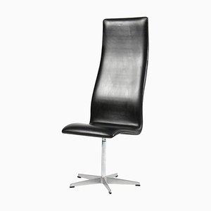 Oxford Stuhl von Arne Jacobsen für Fritz Hansen, 1975