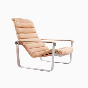 Mid-Century Pulka Lounge Chair by Illmari Lappalainen for Asko