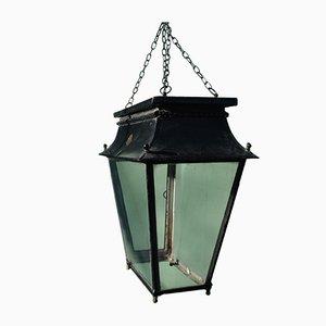 19th-Century Hall Lantern