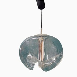 Lampe Wave par Koch & Lowy pour Peill & Putzler, 1970s