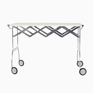 Battista Folding Trolley by Antonio Citterio for Kartell, 1990s