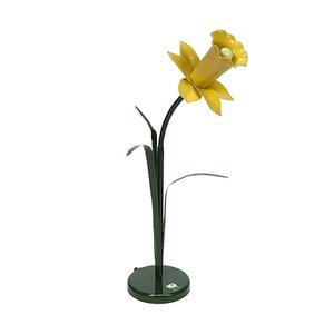 Daffodil Table Lamp by Peter Bliss, 1980s