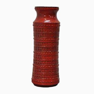 Deutsche Vintage Keramikvase, 1970er