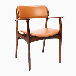 Danish Rosewood Model 50 Chair by Erik Buch for O.D. Møbler, 1960s