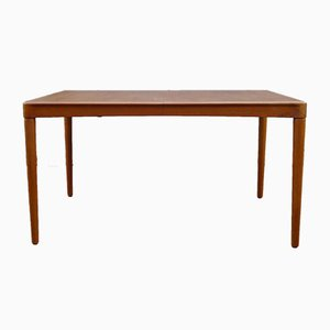 Danish Extendable Model 04 Dining Table by H.W. Klein for Bramin, 1960s