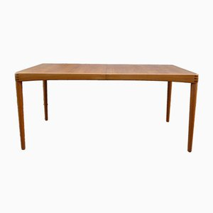 Danish Extendable Model 11 XL Dining Table by H.W. Klein for Bramin, 1960s