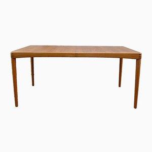 Table de Salle à Manger Extensible Modèle 11 XL par HW Small pour Bramin, Danemark, 1960s