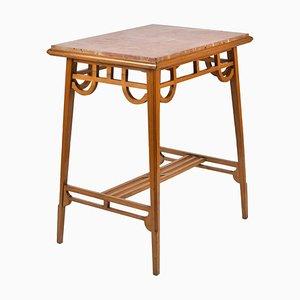 Tavolino Modernismo Arts & Crafts antico, Spagna