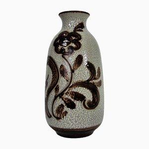 Deutsche Keramikvase von Ü-Keramik, 1960er