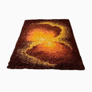 High Pile Rug from S.i.s.a.l, 1970s