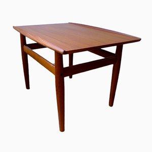 Table Basse Mid-Century par Grete Jalk pour Glostrup Møbelfabrik, Danemark, 1960s