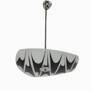 Lámpara colgante de ESC Zukov, años 60