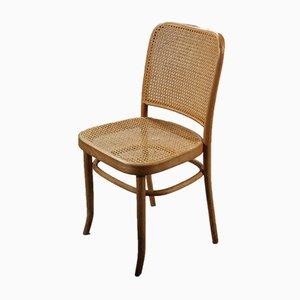 Esszimmerstühle aus Bugholz von Josef Hoffmann, 1970er, 6er Set