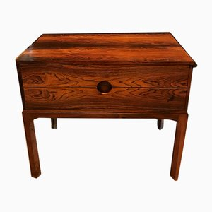 Danish Rosewood Nr. 384 Commode by Kai Kristiansen for Aksel Kjaersgaard, 1960s