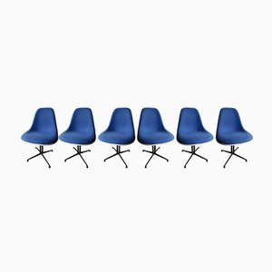La Fonda Chairs by Charles Eames for Herman Miller, 1960s, Set of 6