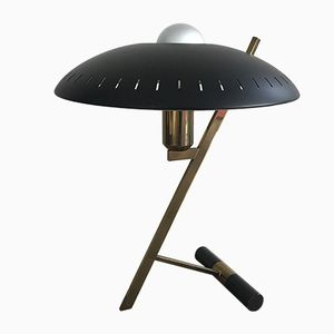Lampada da tavolo Z vintage di Louis Kalff, anni '50