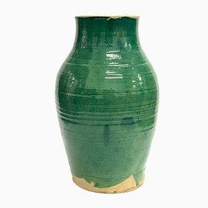 Large Handmade Glazed Pot by Golnaz