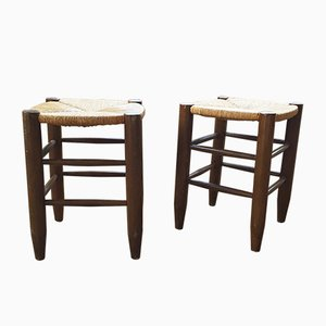 Vintage Stools, Set of 2