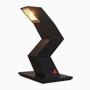 Zig Zag Schreibtischlampe von Chan Shui für Massive Lighting, 1980er