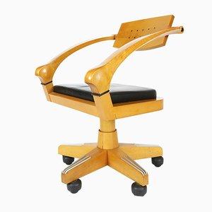 Chaise de Bureau Spring par Massimo Scolari pour Giorgetti, 1990s