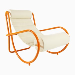 Locus Solus Lounge Chair by Gae Aulenti, 1960s