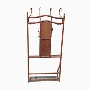 Coat & Umbrella Stand in the Style of Thonet, 1920s